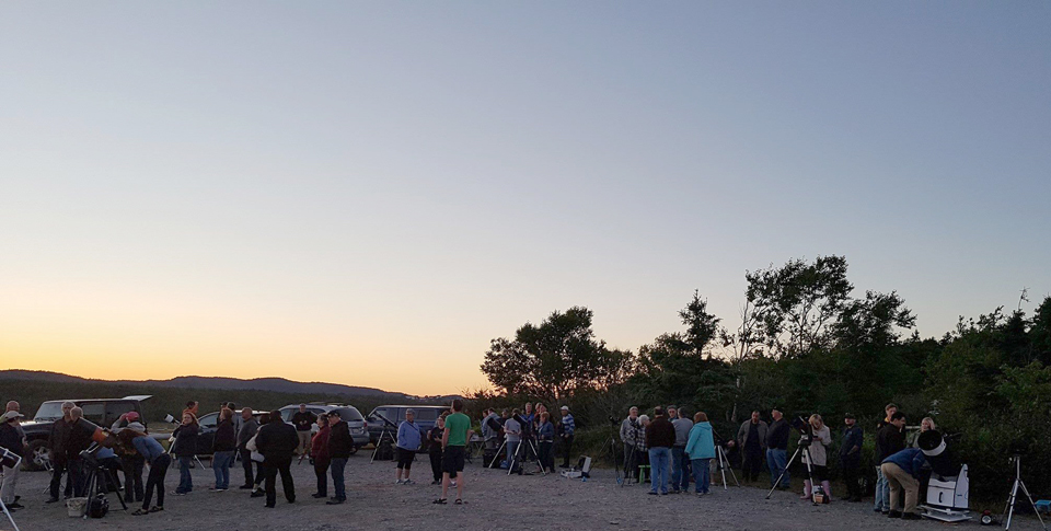 Photo at the INP National Star Party