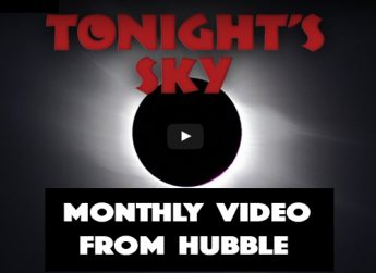 Link to the Monthly Hubble Sky Video