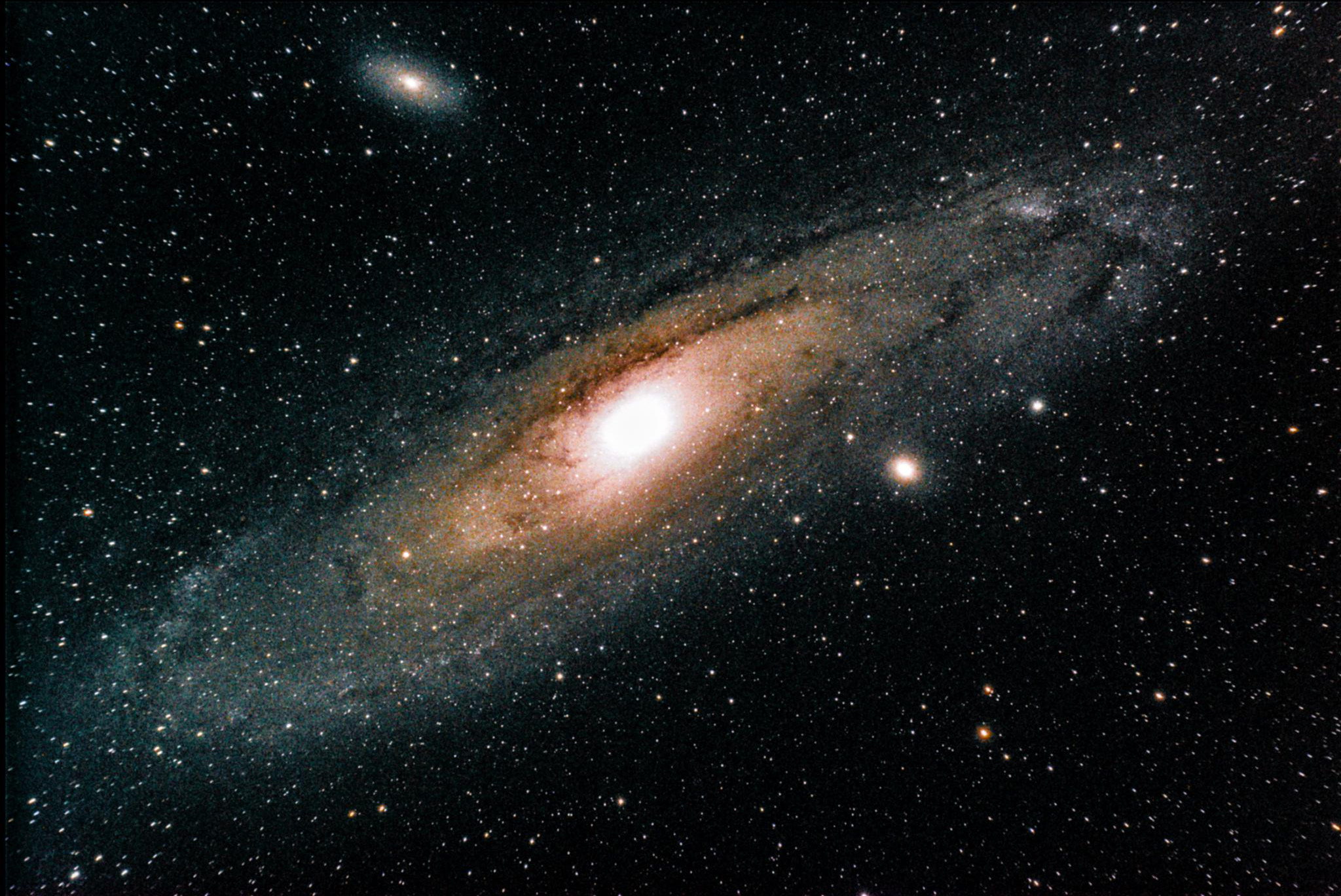 Photo by Paul Owen of M31
