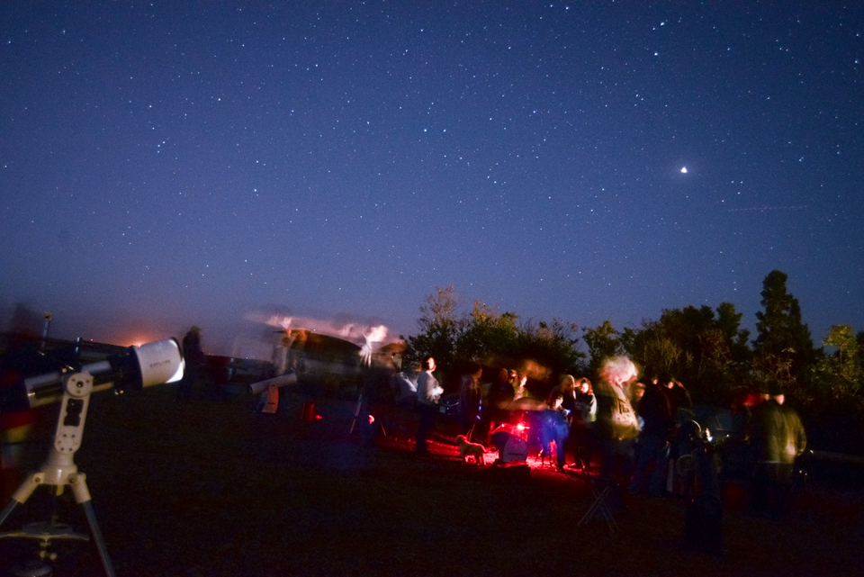 National Astronomy Day at Irving Nature Park September 14, 2018