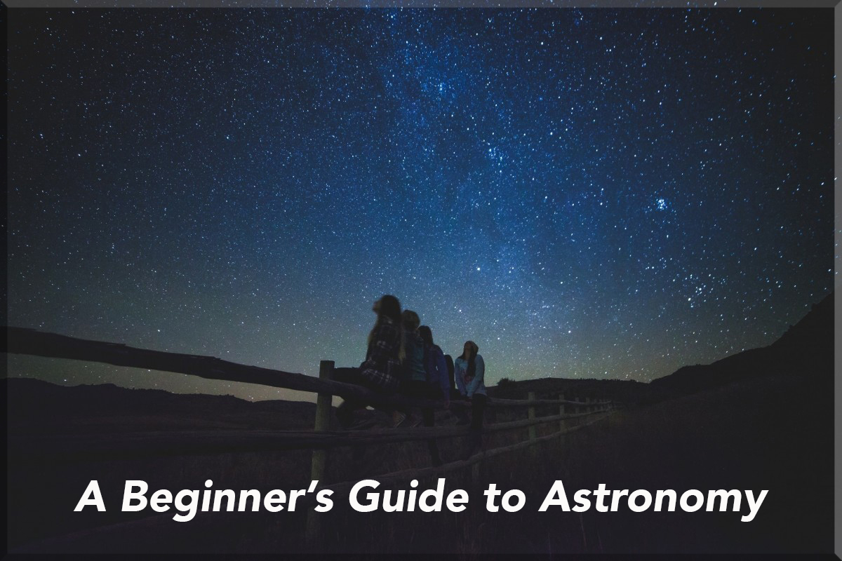 A Beginner's Guide to Astronomy--free course offered by Saint John Astronomy Club in 2019.