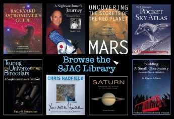Browse the Library of the Saint John Astronomy Club